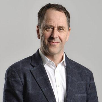 Dr. Andrew Rickman, OBE